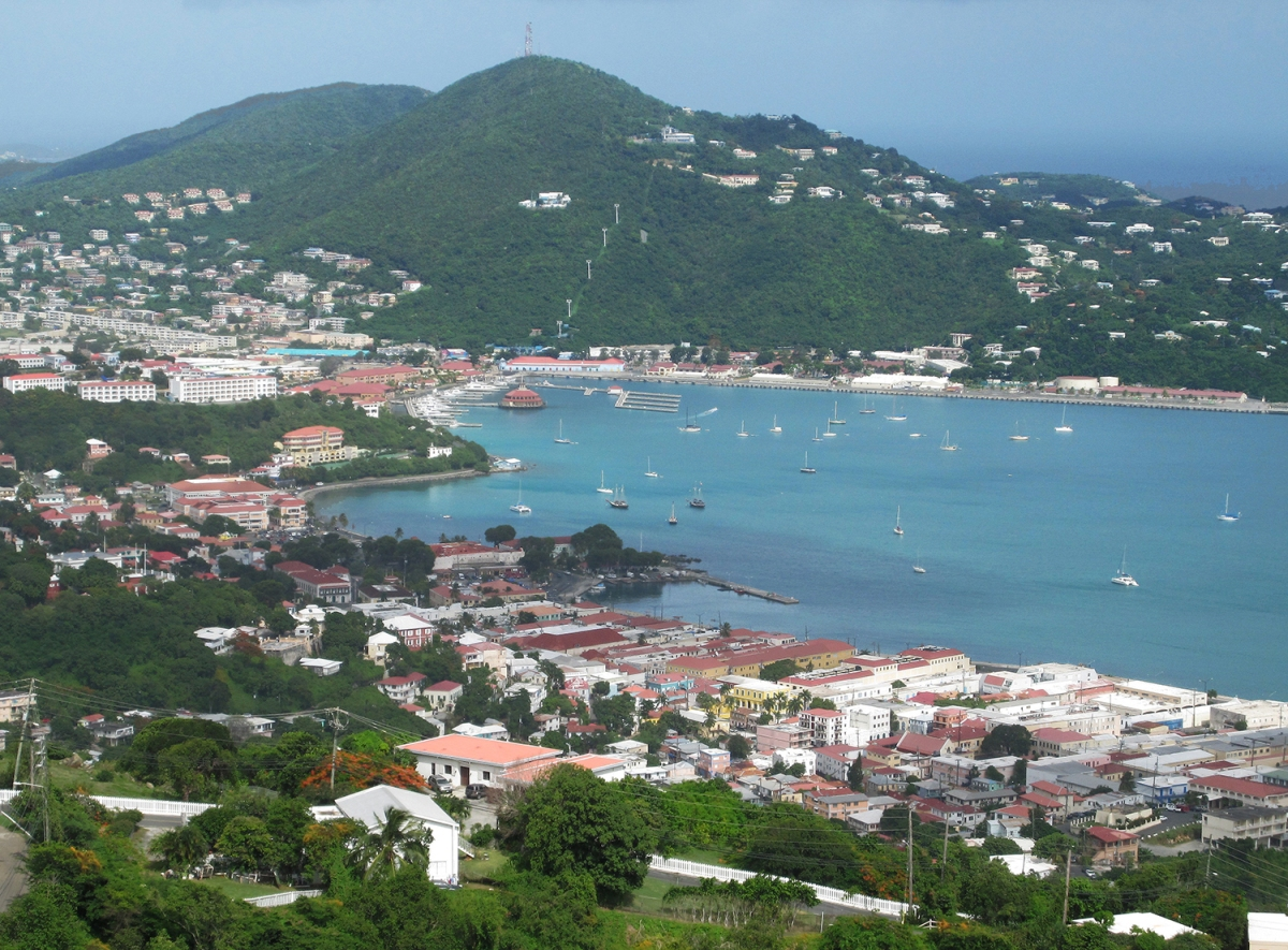 Christiansted Virgin Islands United States